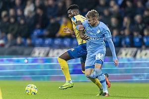 Frederik Lauenborg  (Randers FC), Kevin Tshiembe  (Br�ndby IF)