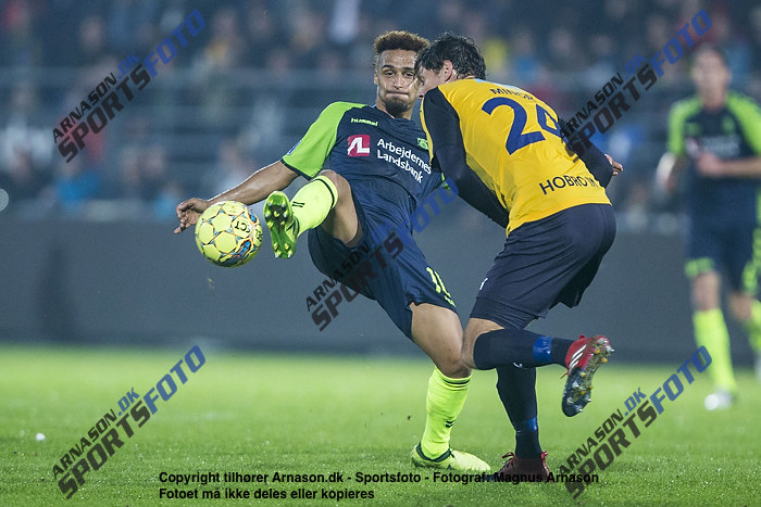 Hany Mukhtar (Br�ndby IF), Rasmus Minor Petersen (Hobro IK)