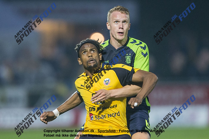 Hj�rtur Hermannsson (Br�ndby IF), Quincy Antipas (Hobro IK)