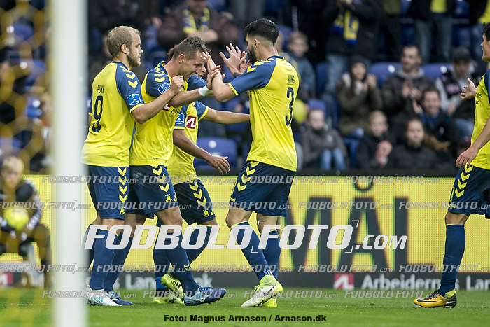 Kamil Wilczek, m�lscorer (Br�ndby IF), Teemu Pukki (Br�ndby IF), Anthony Jung (Br�ndby IF)