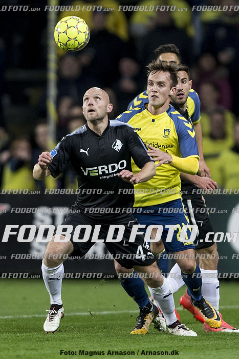 Johnny Thomsen (Randers FC), Lasse Vigen Christensen (Br�ndby IF)