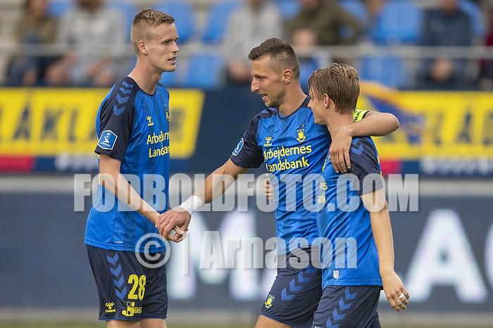 Anton Skipper (Br�ndby IF), Kamil Wilczek (Br�ndby IF), Simon Hedlund (Br�ndby IF)